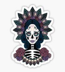 Señorita Catrina Sticker