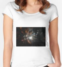 Fireworks - Confusion Women's Fitted Scoop T-Shirt