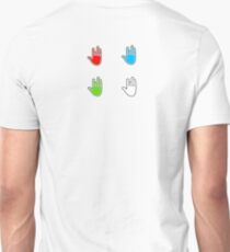 Opposite of 'F U' (grouped) T-Shirt