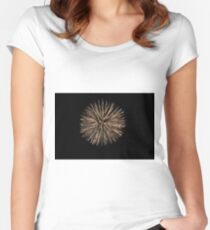 Fireworks - Blooming Women's Fitted Scoop T-Shirt