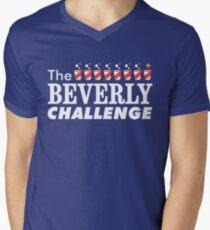 The Beverly Challenge Men's V-Neck T-Shirt