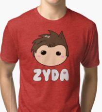 Chibi Zyda Tri-blend T-Shirt
