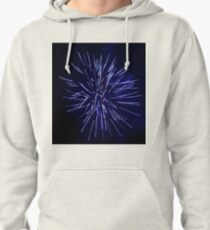 Fireworks - Blue Streak Pullover Hoodie