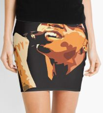 august alsina Mini Skirt