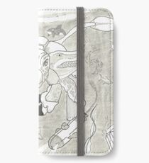 Cerbe-Mer iPhone Wallet/Case/Skin