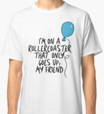 The Fault in Our Stars - Quote Classic T-Shirt