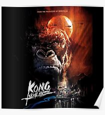 Mighty Kong Poster
