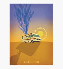 Breaking Bad - Four Days Out Photographic Print