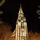 Church in San Sebastian by Tim Condon