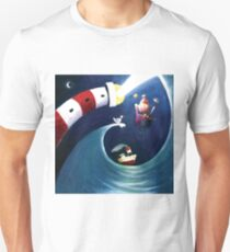 The romantic life of a lighthouse keeper Unisex T-Shirt