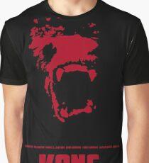 Kong Face Graphic T-Shirt