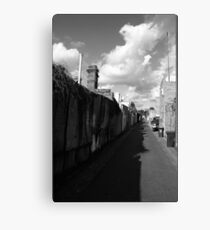 A Lane to Call My Own Canvas Print