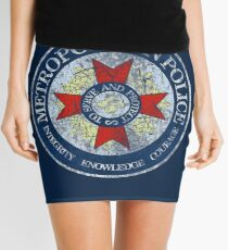 Metropolitan Police Mini Skirt