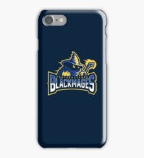 Fantasy League Black Mages iPhone Case/Skin