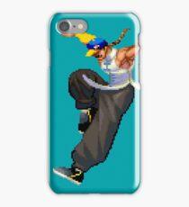 Street Fighter - Yun Divekick iPhone Case/Skin