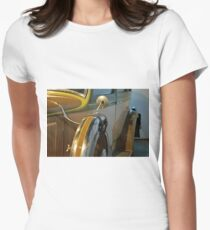Vintage car detail with wheels T-Shirt