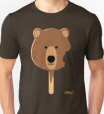 Bear Ice Cream Unisex T-Shirt