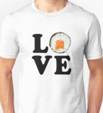 Love Sushi Unisex T-Shirt