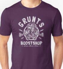 Grunts Boost Shop T-Shirt