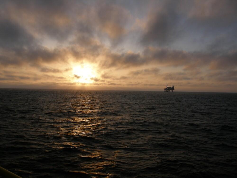 Sunrise by andrewcrite