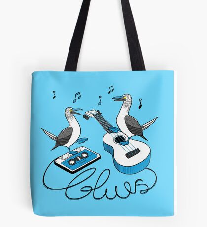 Bobby Blues Tote Bag