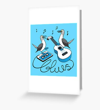 Bobby Blues Greeting Card