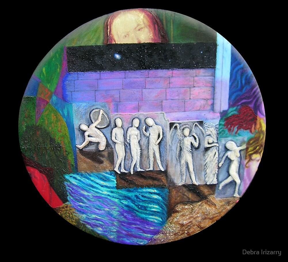 Angels by Debra Irizarry