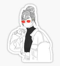 Selena Gomez Sticker