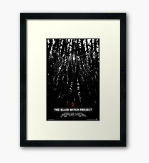 The Blair Witch Project Framed Print