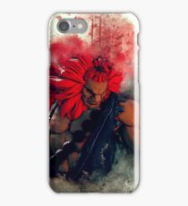Akuma Street Fighter V iPhone Case/Skin