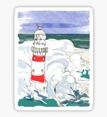 Lighthouse Pegatina