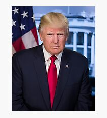 Trump Photographic Print