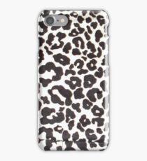 Leopard Pattern iPhone Case/Skin