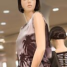 Montreal mannequin 16a by Dave Hare