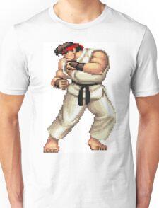 Street Fighter 2 Ryu Unisex T-Shirt