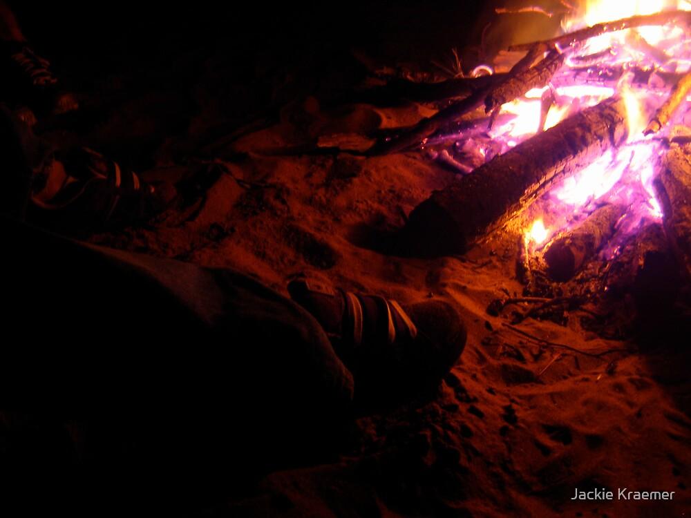 Bonfire by Jackie Kraemer
