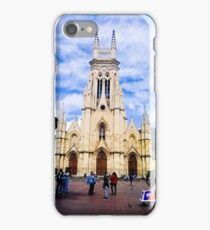 """House of God""  iPhone Case/Skin"