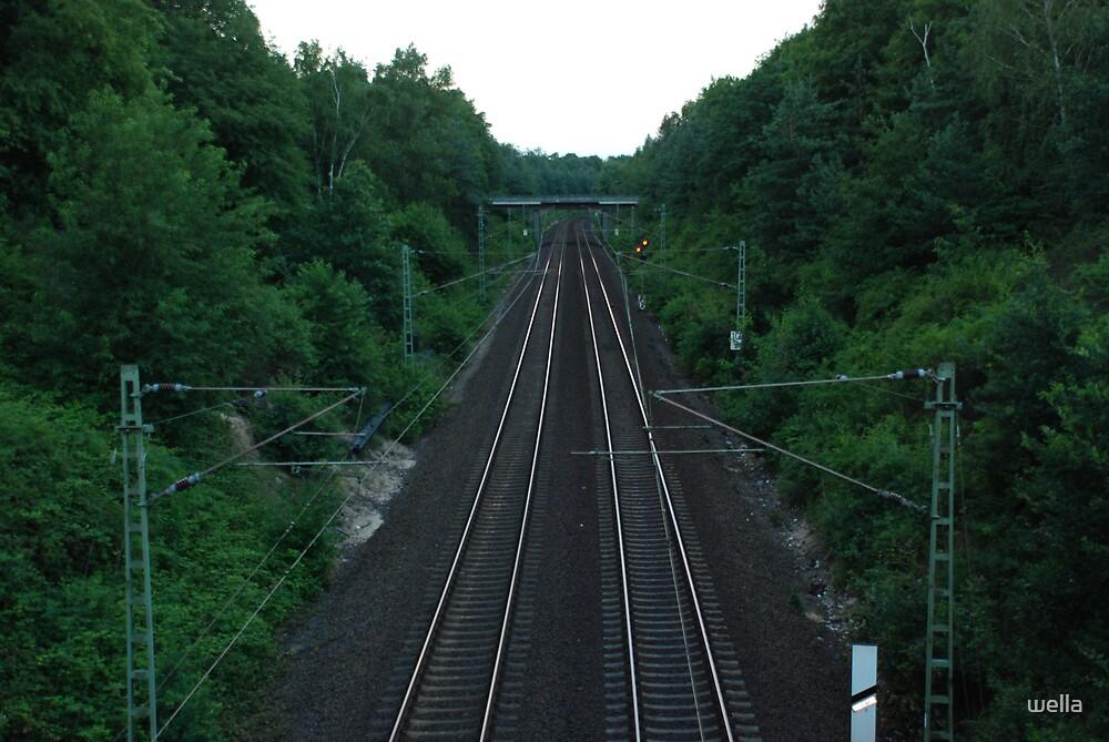 railway  by wella