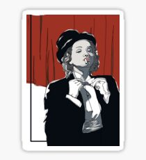 Woman Secrets- Dietrich Pegatina