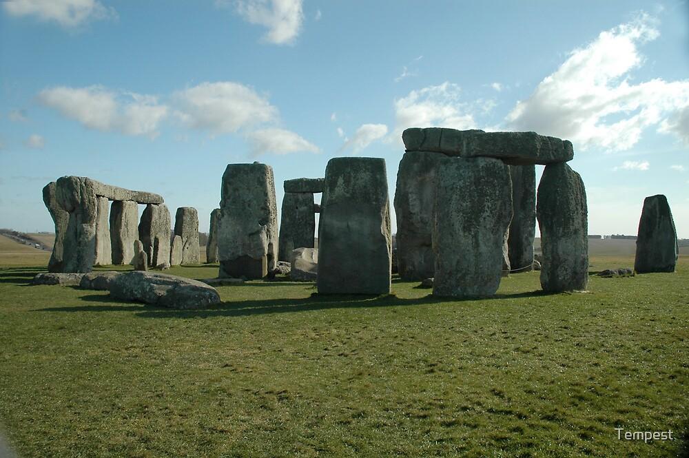 Stonehenge by Tempest