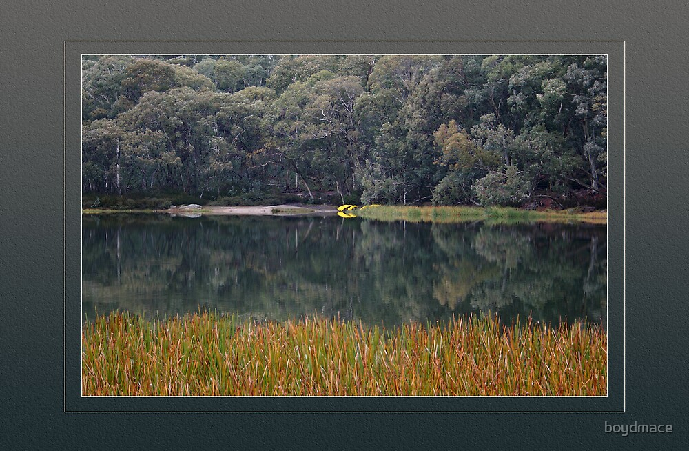 Lake Buffalo Victoria by boydmace