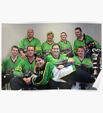 Senior C (Green) team Winter 2007 season Poster