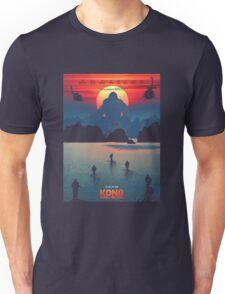 Kong Skull Island Movie Unisex T-Shirt