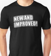 New and improved! Unisex T-Shirt