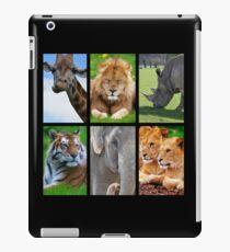 Big Mammals iPad Case/Skin
