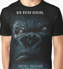 Reign Of King Graphic T-Shirt