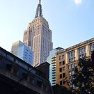 Empire State New York by Jan Stead JEMproductions