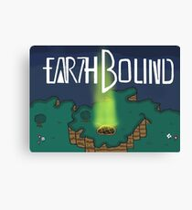 Earthbound Canvas Print