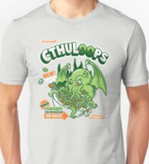 Cthuloops! All New Flavors! Unisex T-Shirt