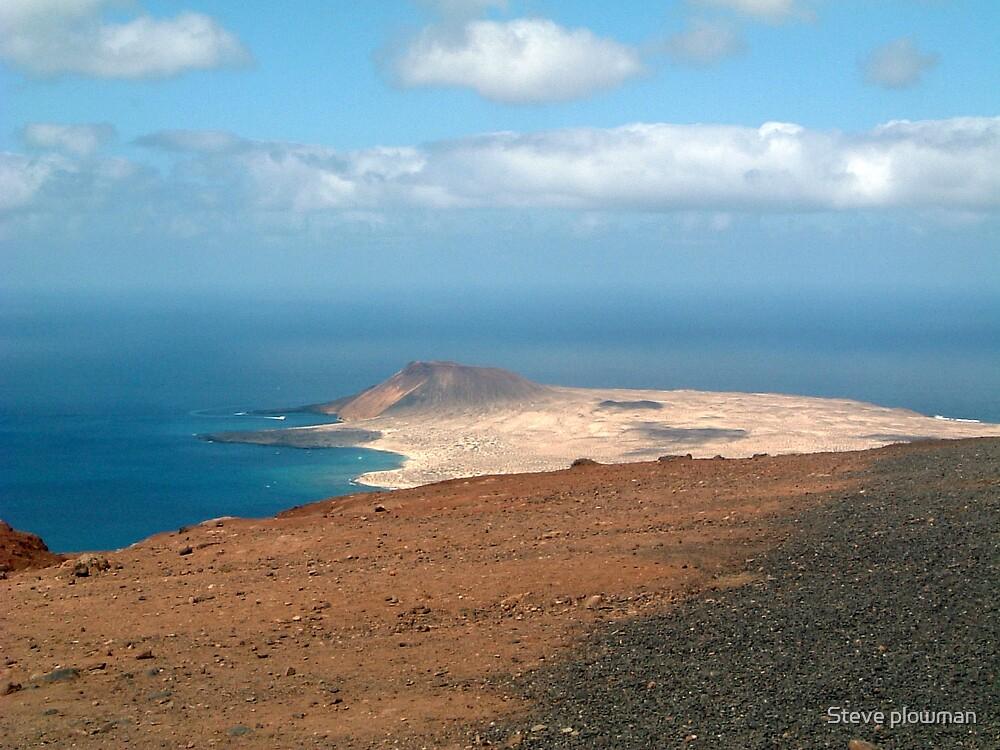 Lanzarote by Steve plowman